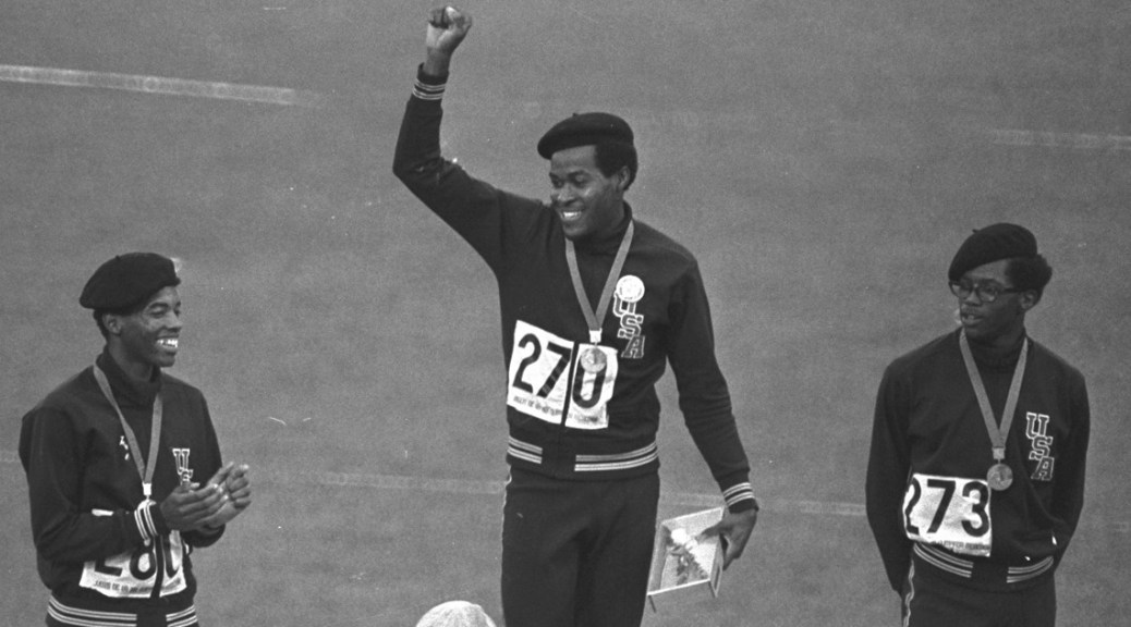 Lee Evans, record-setting sprinter and Olympic gold medalist, dies at 74
