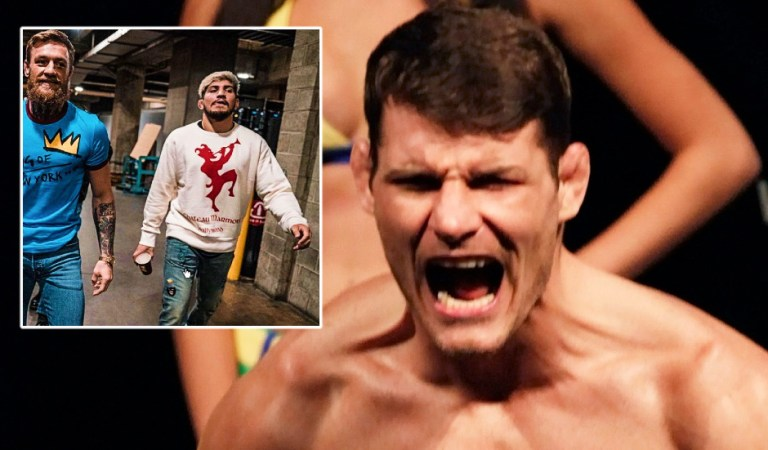 'Straight b****, you are': McGregor teammate Danis calls out Bisping as ex-UFC champ brands him 'little weasel attention wh*re'