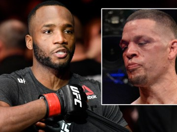 Leon Edwards faces ANOTHER fight postponement as injury forces Nate Diaz out of May UFC showdown