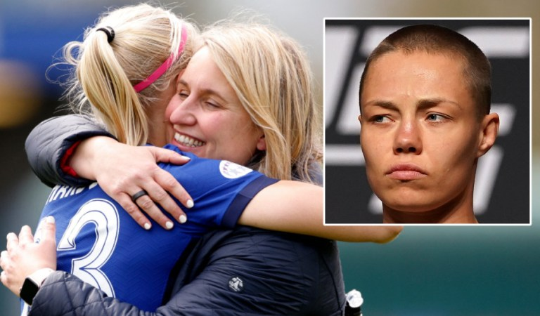 The Chelsea women reveal Rose Namajuns' role as their inspiration