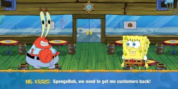 Review: SpongeBob: Krusty Cook-Off - A Bit Undercooked