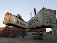 Pandemic propels makeover at shipping giant Maersk