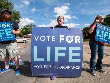 """Lubbock votes to become the state's largest """"sanctuary city for the unborn"""""""