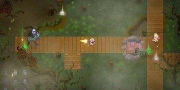 Super Animal Royale Is Clawing
