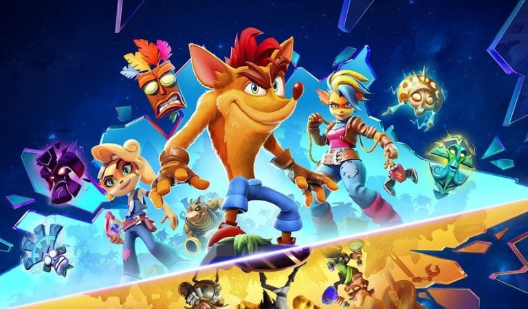 Feature: Toys For Bob On Crash 4 For Switch And The 'Dream' Of Smash Bros.