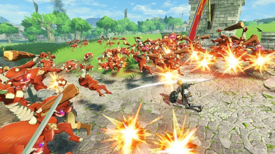 Hyrule Warriors: Age Of Calamity Expansion Pass Appears For Free, Thanks To An eShop Exploit