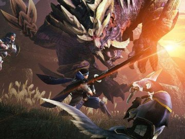 Monster Hunter Rise Helps Capcom Hit Record Profits Once Again