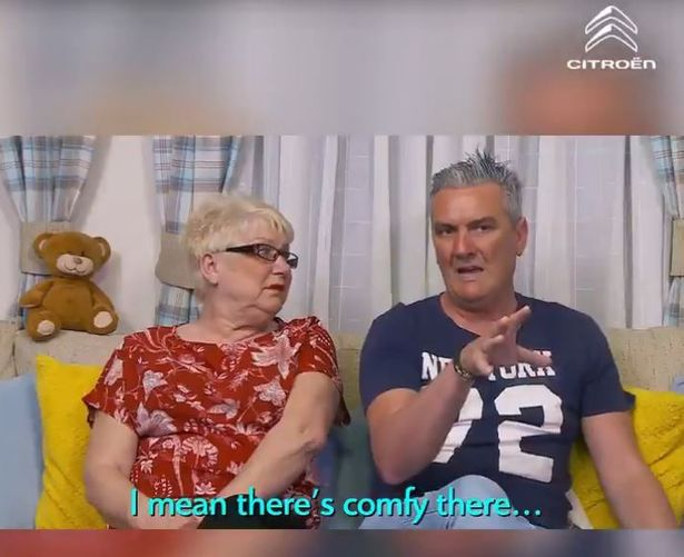 Gogglebox Jenny and Lee secure lucrative advertising deal with costly twist