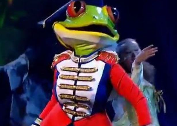 The Masked Dancer Frog 'rumbled' as clues point to Strictly star