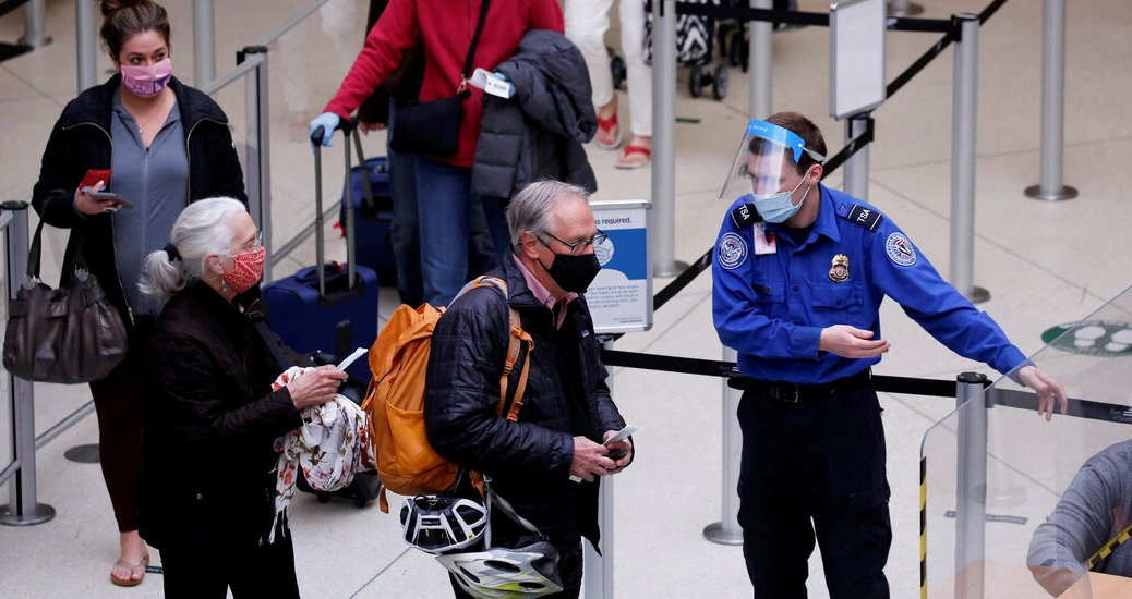 2 Million Board U.S. Flights for the First Time Since Pandemic