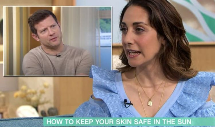 'We don't want to scaremonger!' Dermot O'Leary checks Dr Sara's vitamin D advice