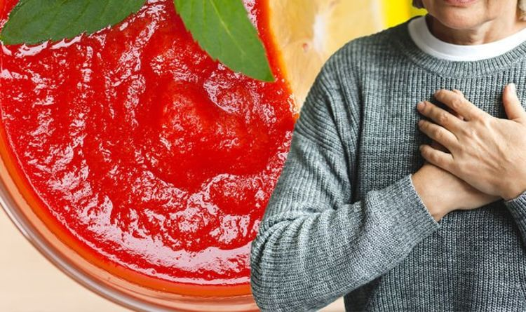 Heart attack: The savoury-tasting juice that protects against heart attack risk factors