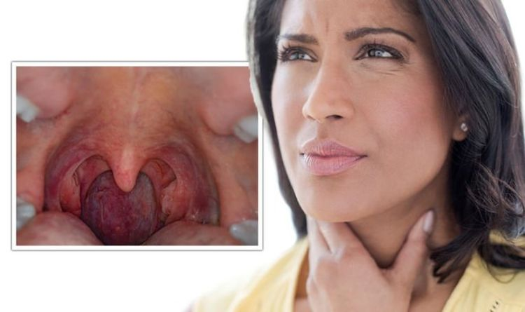 Cancer symptoms: Expert uncovers five key signs of a growing thyroid tumour