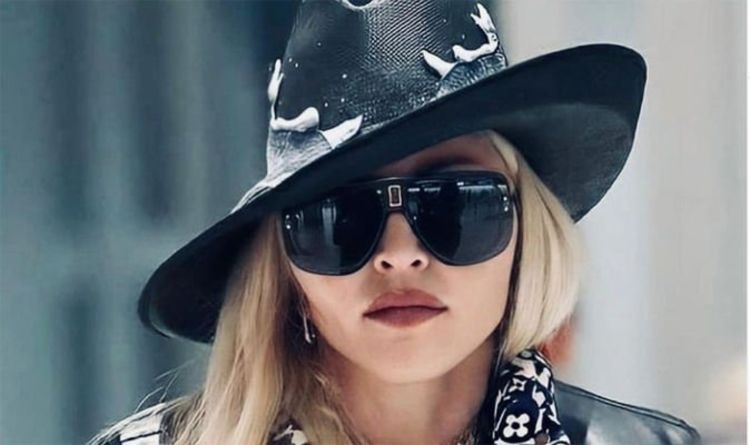 Madonna's son David follows in her footsteps, starring in new solo music video
