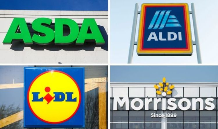 Cheapest UK supermarket named - discounter Aldi knocked off the top spot
