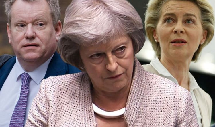 Theresa May's 'weakness' blamed as 'source of problem' behind bitter Brexit spat with EU
