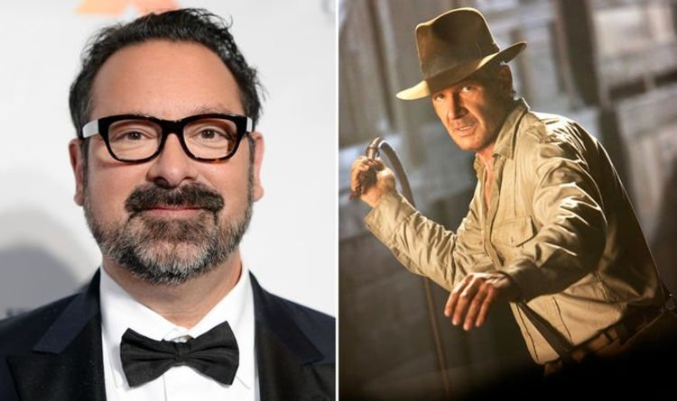Indiana Jones 5 director blasts backlash at Harrison Ford's age and denies rumoured title
