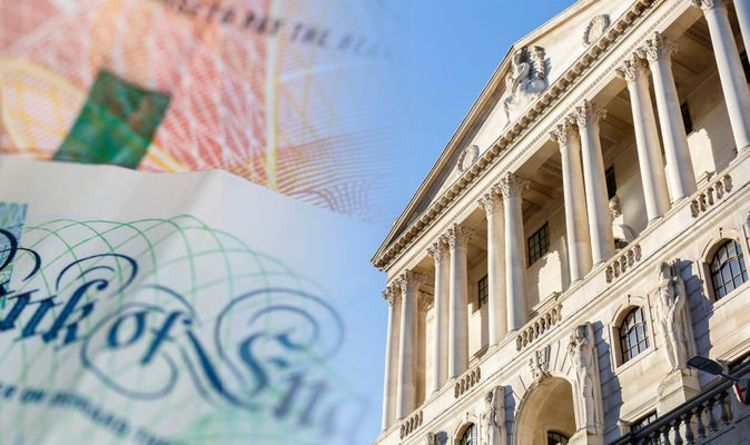 Savings account warning: UK inflation rate busts Bank of England target 'More suffering!'