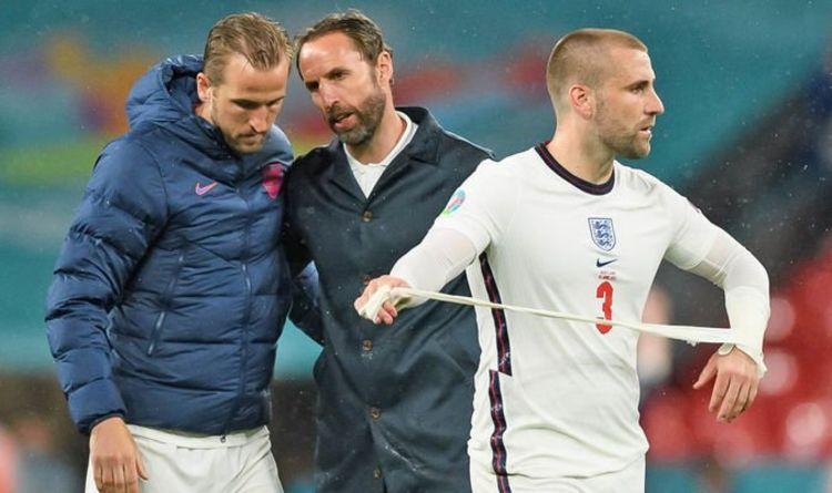 England boss Gareth Southgate has three players who need dropping after flat Scotland draw