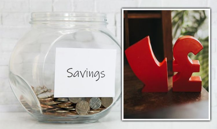 Savings warning: Cash values falling in 'inflation-adjusted terms' - what should you do?