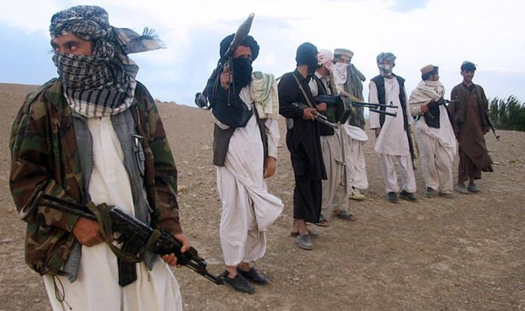 Afghan carnage as Taliban storm two cities after Biden withdrew troops- 'Panic everywhere'