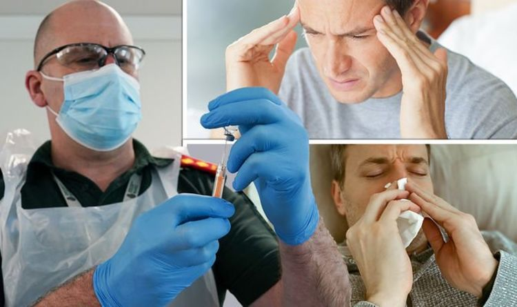 The four most common coronavirus symptoms showing up in people fully vaccinated