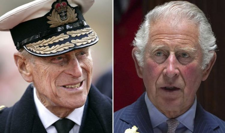 Prince Charles pays a touching new tribute to Prince Philip in new project with Camilla