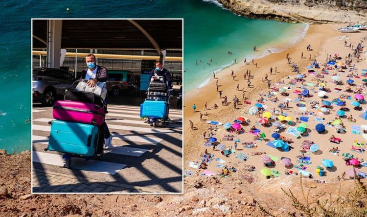 Portugal holidays: Unvaccinated Britons slapped with 14 days of quarantine - FCDO warning
