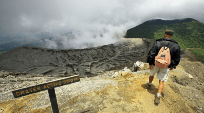 Costa rica volcano eruption: Outburst could be 'the largest since the 1990s'