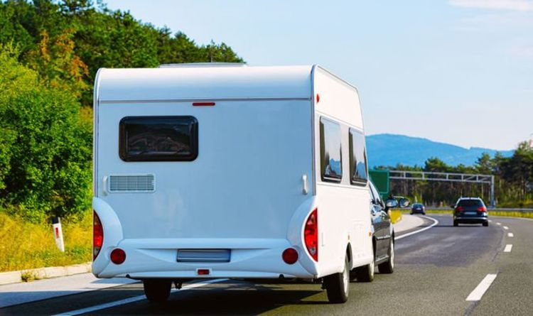 Caravan and motorhome owners must follow specific motorway rules to avoid fines