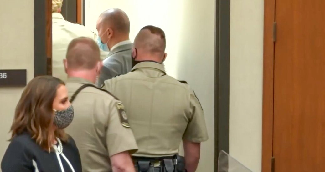 Derek Chauvin Receives 22 and a Half Years for Murder of George Floyd