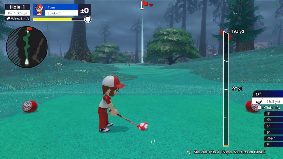 Review: Mario Golf: Super Rush - A Solid Swing, But Par For The Course