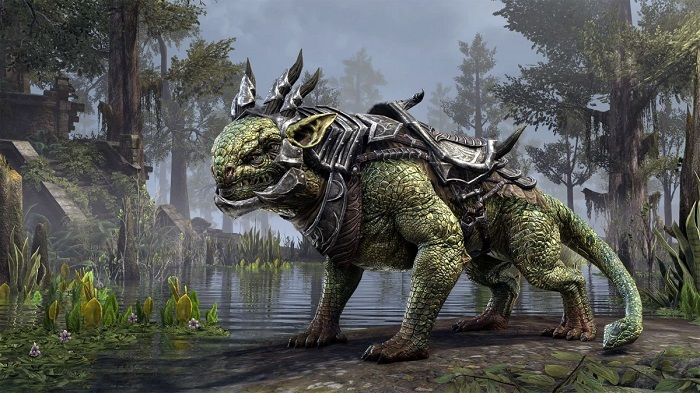 Behold the Fury of Mehurnes Dagon in TESO