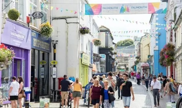 Falmouth is a perfect place for weekend away