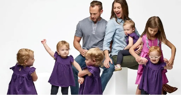 When will the premiere of OutDaughtered Season 7 be on TLC