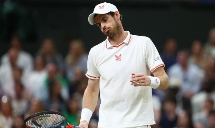 Andy Murray hints at retirement thoughts after Wimbledon exit to Denis Shapovalov