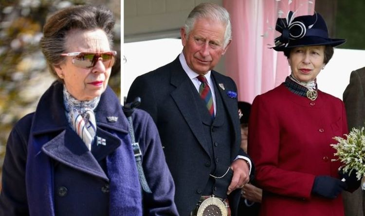 'Very different': Princess Anne 'stoic' in public & Prince Charles 'loves solitude'