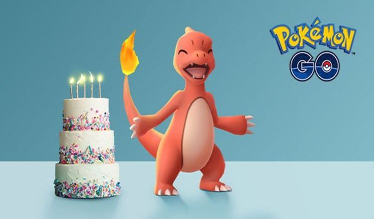 Pokemon Go Anniversary start time and rewards for five-year celebrations revealed