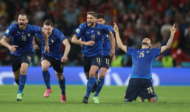 Three things Gareth Southgate's England can learn from Italy's semi-final victory