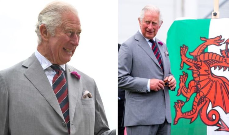 Prince Charles sees role of king 'as being a long way off' in 'intimate' visit to Wales