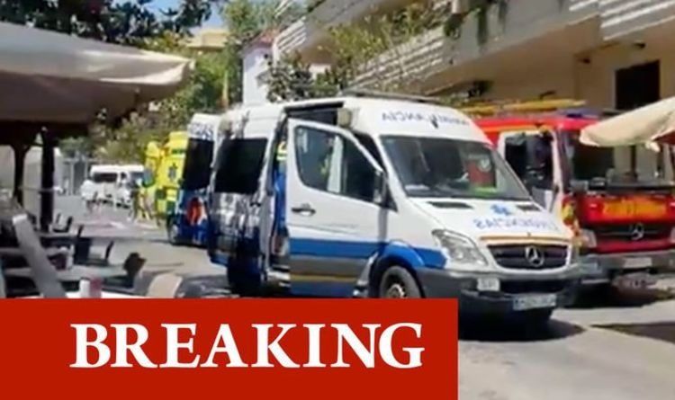 Marbella horror: Several injured in serious incident as car 'runs over' pedestrians