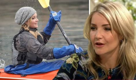 """Helen Skelton: """"They don't want money"""""""
