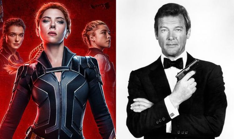 Black Widow: Which Roger Moore James Bond movie was Natasha watching and why?