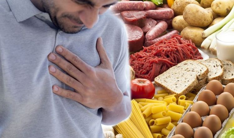 Heart attack: Avoid these three foods which increases your risk of the deadly condition