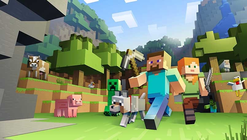 Top 5 Minecraft Mobile seeds to build a world and where to find them