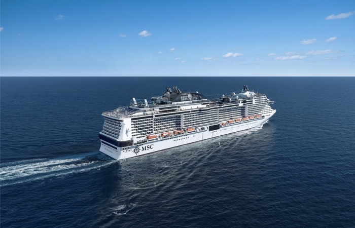 News: MSC Bellissima to sail Red Sea cruises this summer
