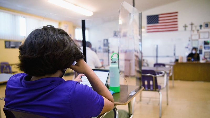 New CDC School Guidance Calls for In-Person Classes, With Caveats