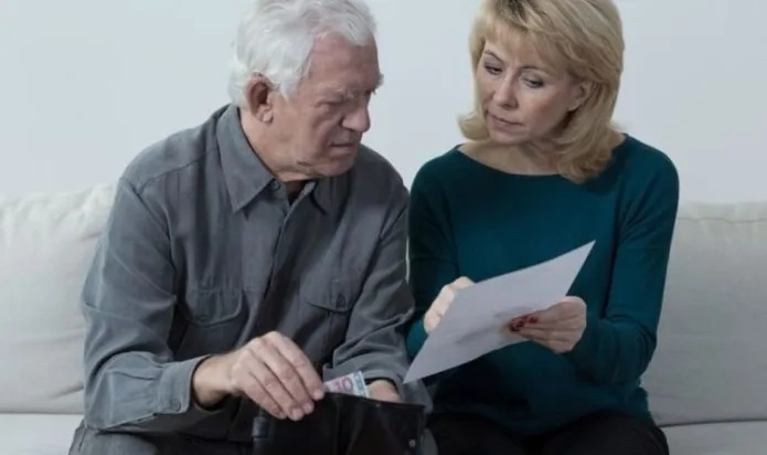 Britons forced to work past retirement age
