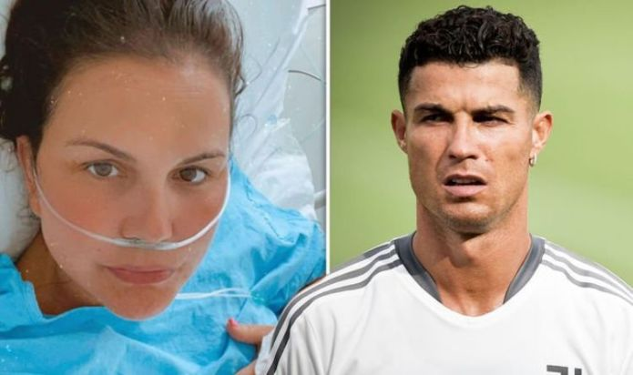 Famous sister of Cristiano Ronaldo was hospitalized with pneumonia following Covid complications