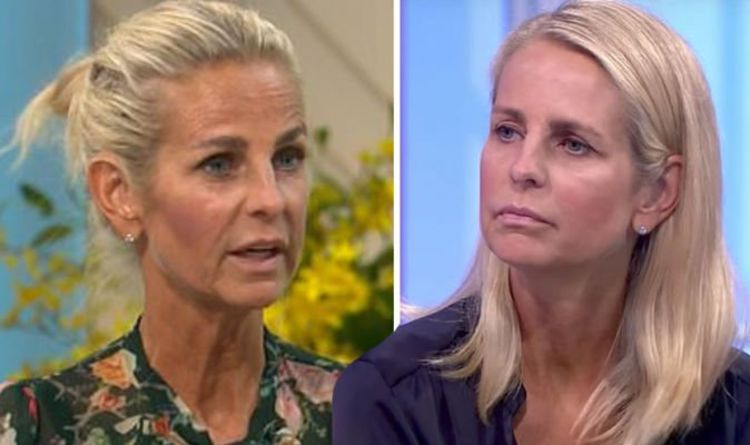 """Ulrika Jonsson's """"Tribute To My Boy"""" unveils a new tattoo with an emotional story"""